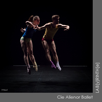 Cie Alienor Ballet - Labyrinthe - Chorégraphie Pascal Touzeau