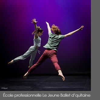 Ecole professionnelle Le Jeune Ballet d'Aquitaine