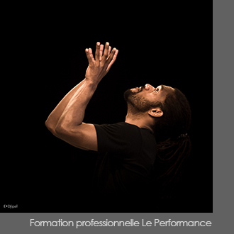 Ecole professionnelle Le Performance / Cie Rêvolution Anthony Egéa