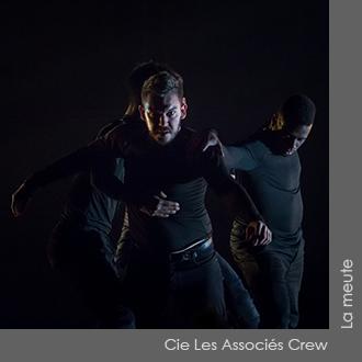 Cie Les Associés Crew - La Meute - Chorégraphie Babacar Bouba Cissé