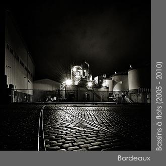 Bordeaux, les bassins à flot 2005 à 2010